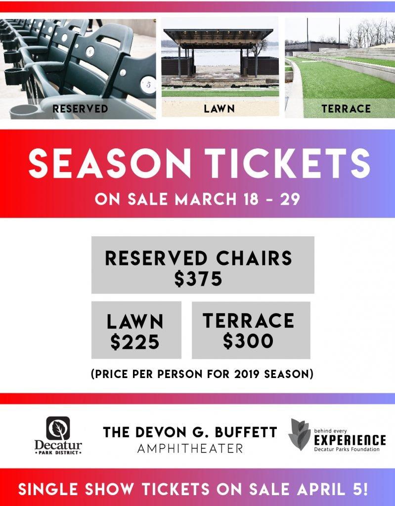 Season Ticket Flyer
