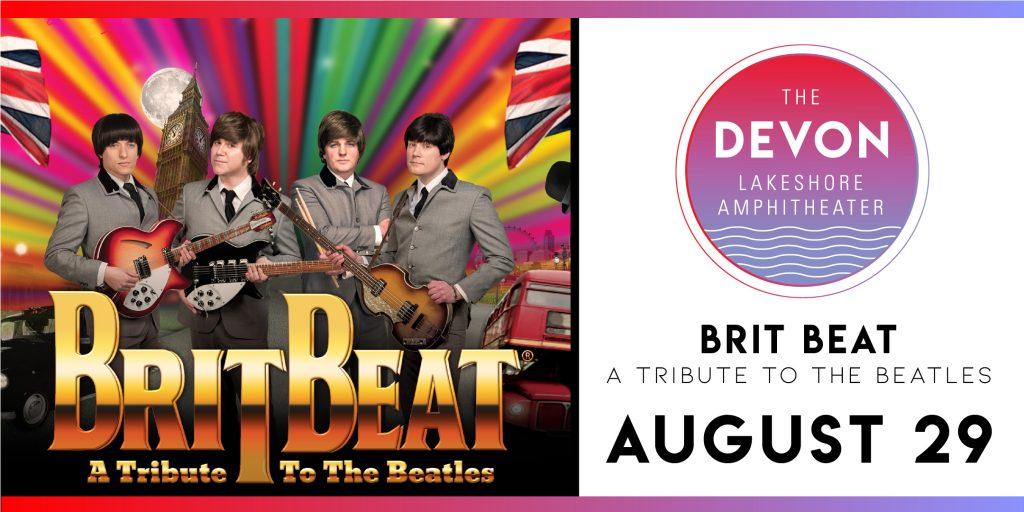 2020 Ticket Sliders BritBeat