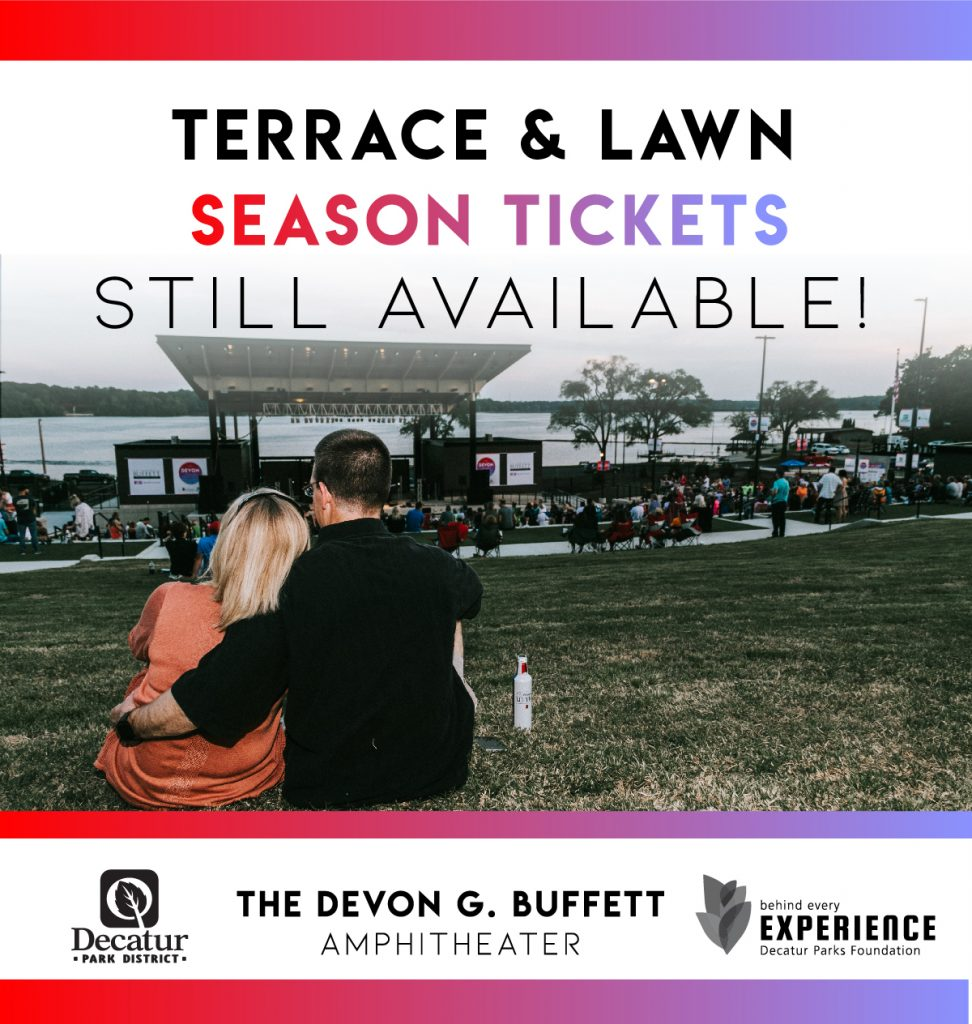 Season Tickets TERRACE LAWN AVAILABLE 01 002