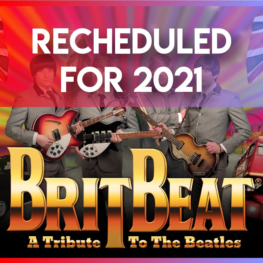 2021 Rescheduled BritBeat