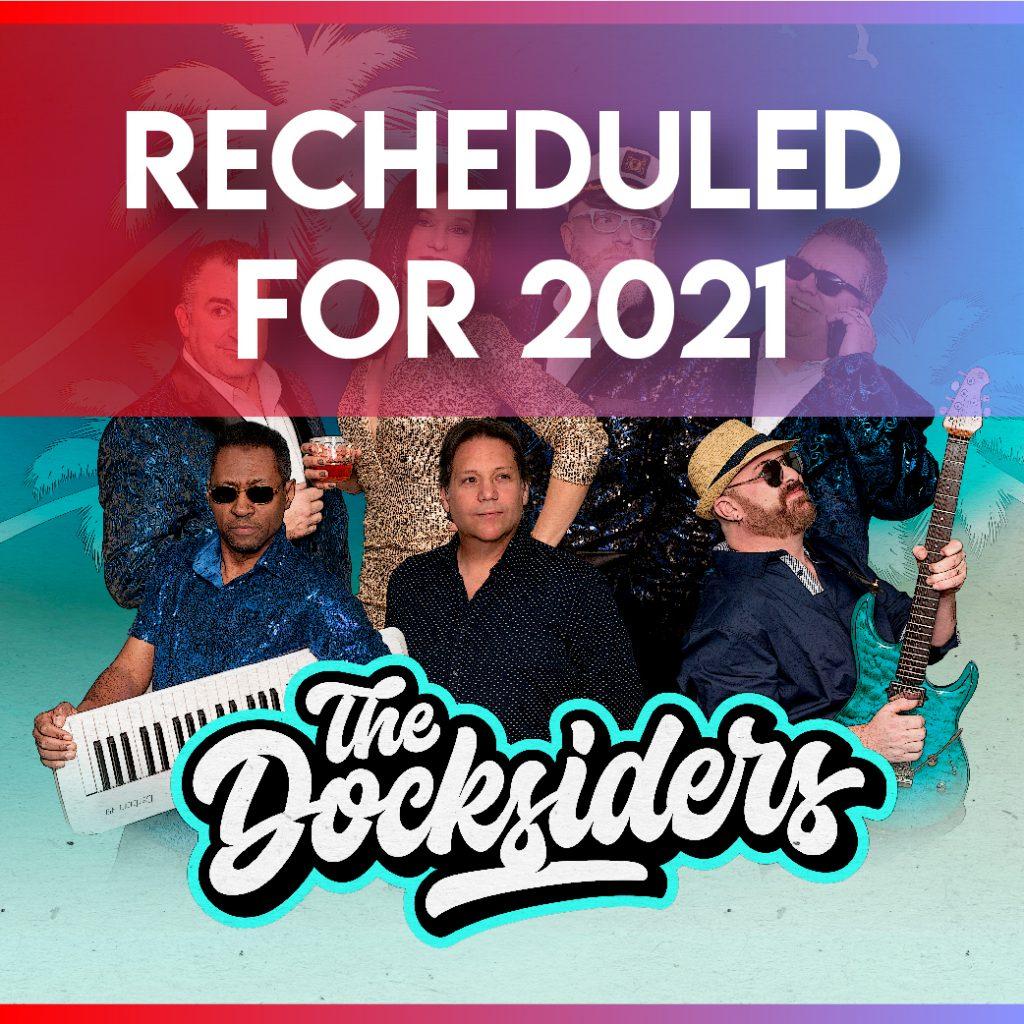 2021 Rescheduled Docksiders