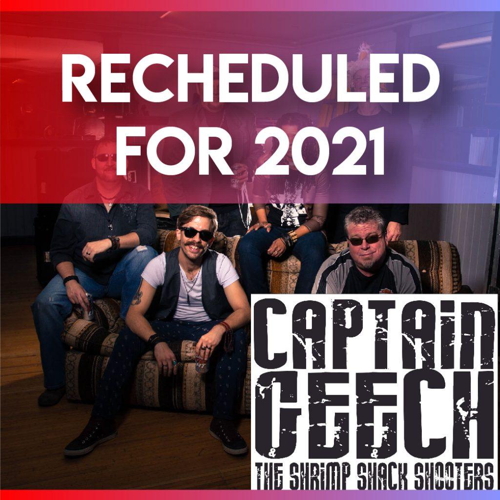 2021 Rescheduled Geech