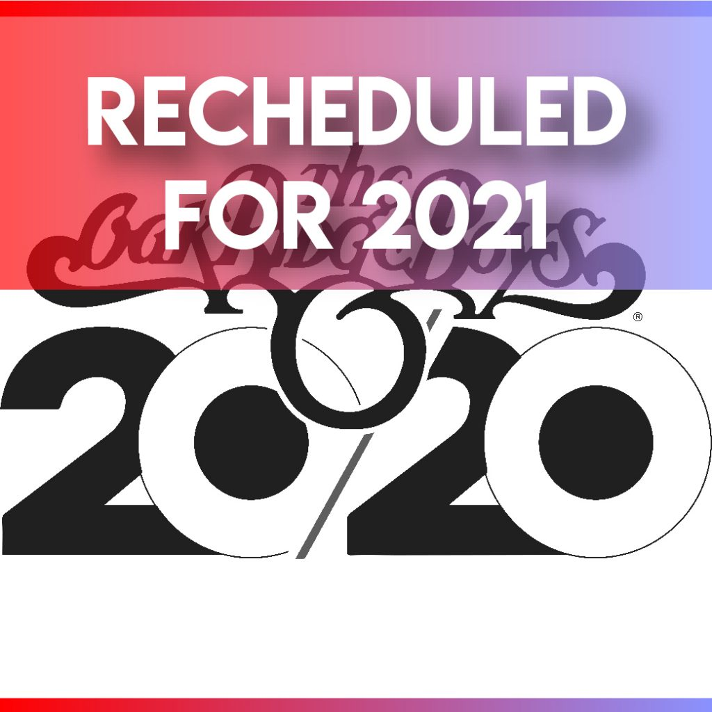 2021 Rescheduled OakRidge