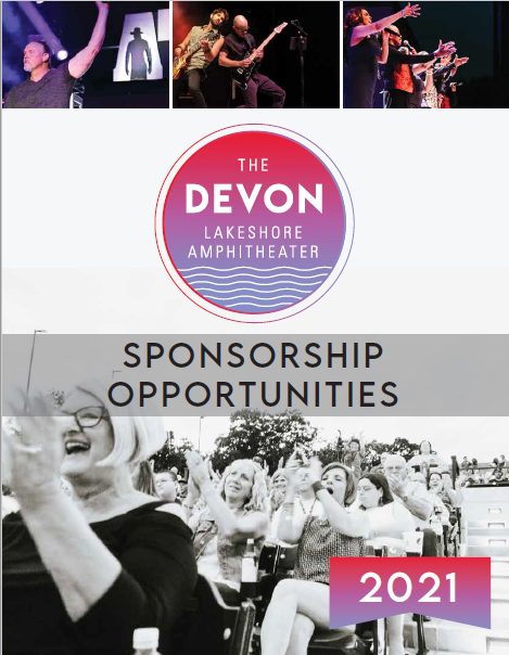 Sponsorship Booklet Cover Image