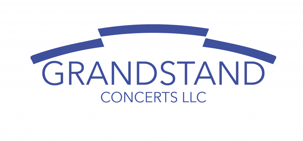 Grandstand Logo Blue